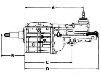 Transmissions furthermore 327371 T5 And Type 9  patabilty besides  on gm t5 transmission length chart