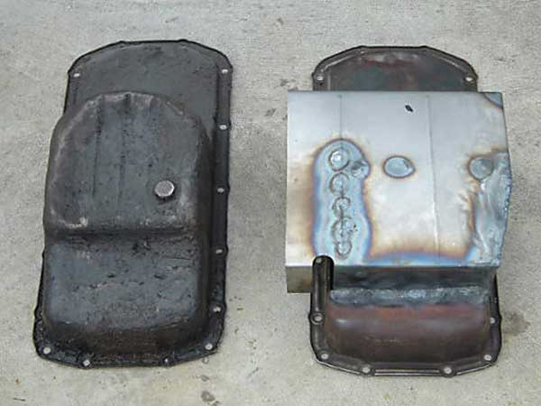 Buick Olds Rover Oil Pan Options British V8 Newsletter