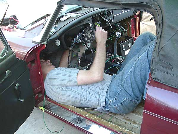 Installing a wiring kit tech session by greg myer for