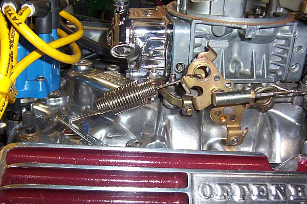 Carburetor Selection and Set Up (especially for Ford powered MGB V8)