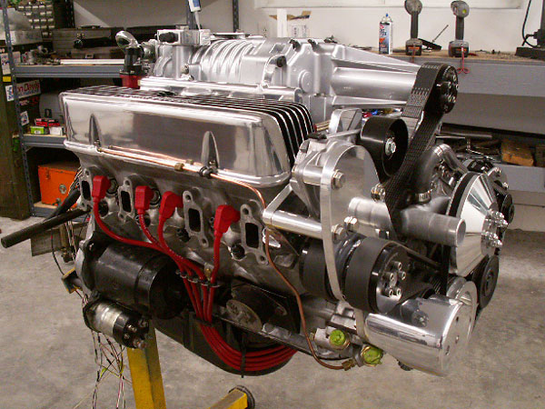 How-To: Under-Hood Eaton M90 Supercharger on an MGB with a