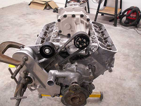 How-To: Under-Hood Eaton M90 Supercharger on an MGB with a Buick 215 V8