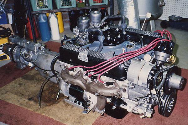 Mgb Gt V8 Development Of Body And Engine British