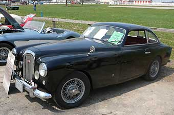 the asking price for this 1954 mg td arnolt coupe an italian bodied