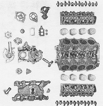 Chevrolet 400 Head 1 72 Exhaust besides Buick Century 1999 Buick Century Spark Plug Firing Order moreover 350 Hei Spark Plug Wiring Diagram besides 1990 Chevy Silverado 350 Distributor Cap Order together with High Performance 350 Chevy Engine. on buick 350 v8 engine numbers