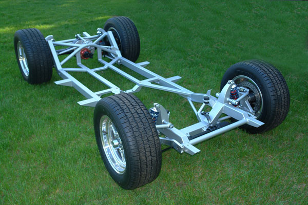 Fast Cars Inc Offers An Entirely New And Improved Chassis For