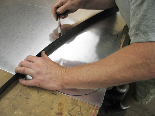 Metal Shaping 201 Introduction To Hammerforming And