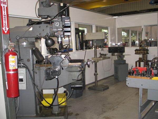 machine shop prototype
