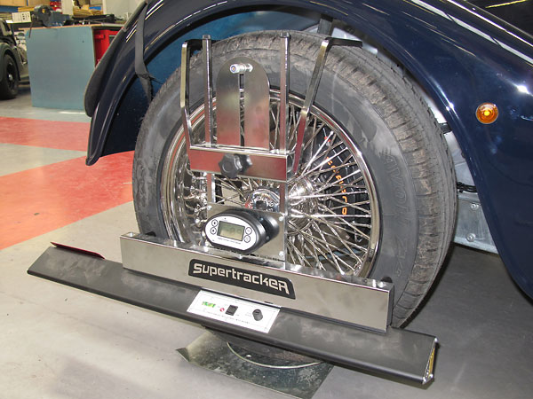 supertracker wheel alignment instructions