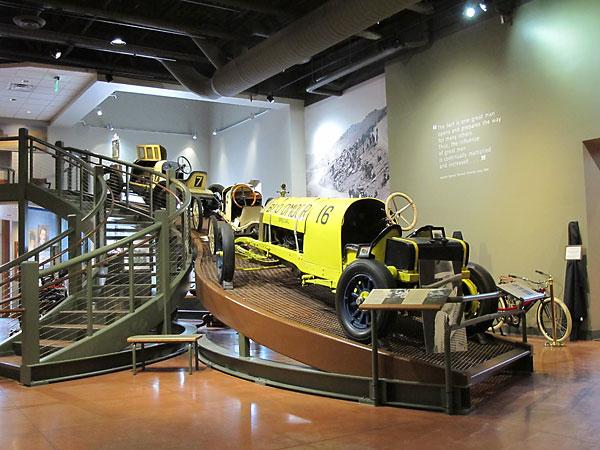 Pikes Peak Auto Hill Climb Educational Museum