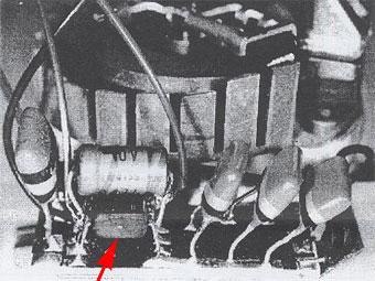 Converting the MGB Tachometer to V-8 Calibration, by Kurt ...