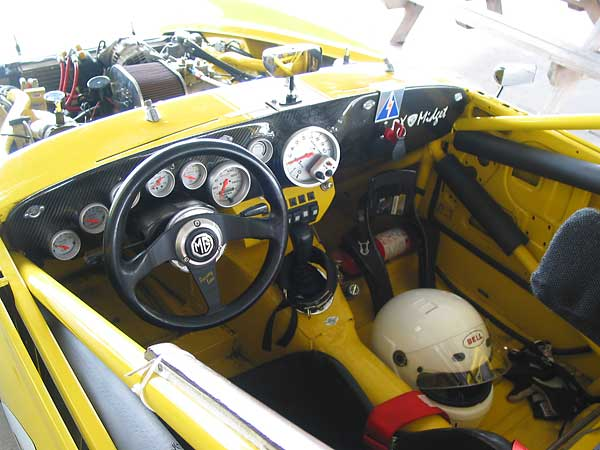 Brian Kraus's 1976 MG Midget with 1986 Mazda 13B rotary engine