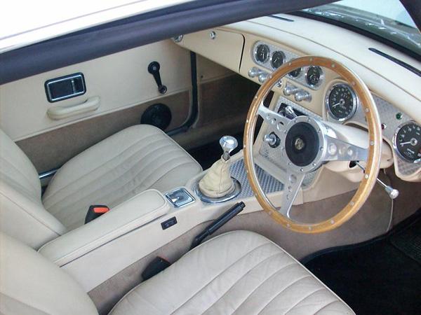Brook Anderson S Modified Original 1976 Mgb Gt V8