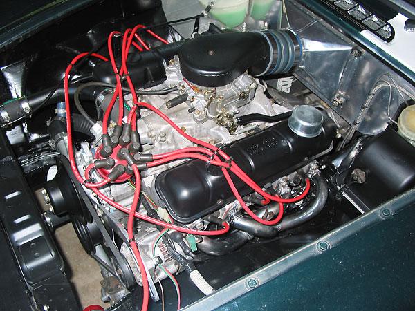 Buick's original, dual-plane intake manifold