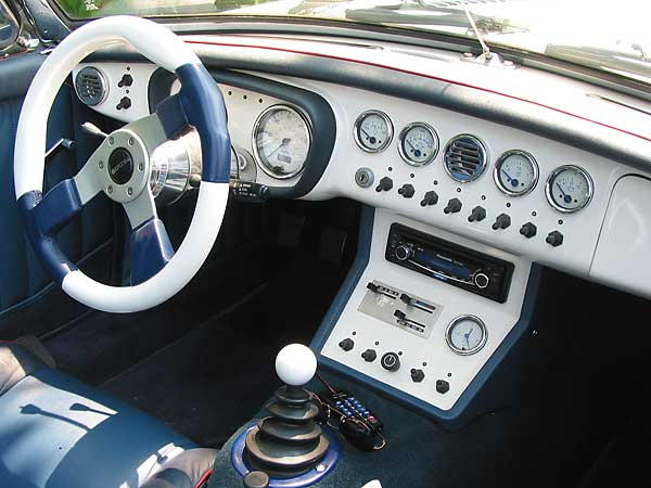 Don Coleman S 1979 Mgb With Rover 4 9l V8