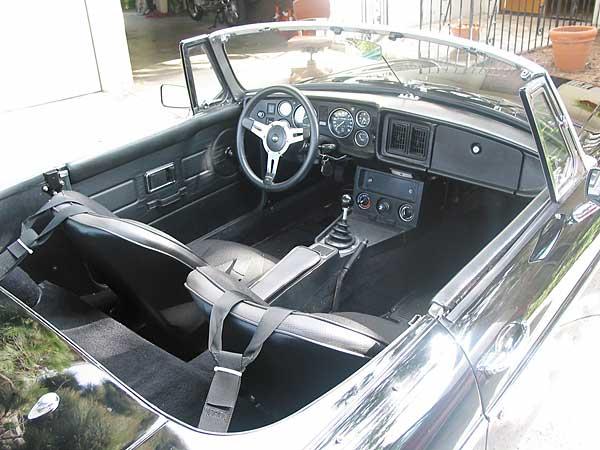 Edd Weninger S 1977 Mgb V8 Conversion 1980 Rover Sd1 3 5l