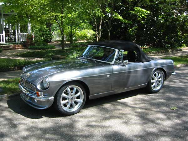 Anyone seen these side skirts? : MGB & GT Forum : MG