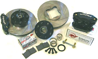 MGB Big Brake Kit