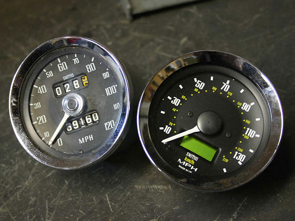 Mgb Speedometer Repair