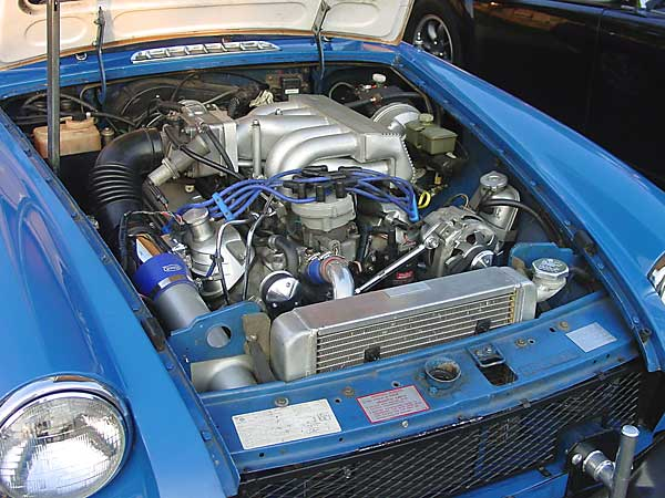 66 mustang engine diagram kelly stevenson s mgb with ford 5 0l and electronic fuel  kelly stevenson s mgb with ford 5 0l and electronic fuel