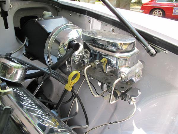 Ken Nicks 1974 Mgb Gt With Gm 3 4l V6 Engine