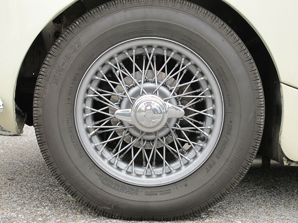 Mg midget performance tires