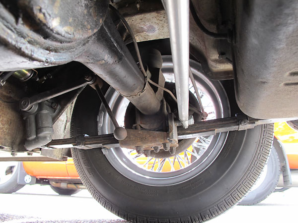 Mg midget performance tires