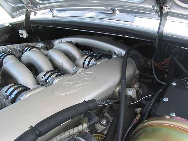 leroy barton u0026 39 s ford  yamaha sho dohc 24v v6 powered mgb ford van stereo wiring