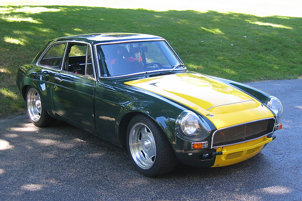 Britishv8 Forum Mgb Gt V8 For Road Use Track Days Or