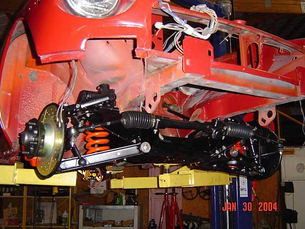 Mark Trosper S 1979 Mgb Roadster With A Rover 3 5l V8 Engine