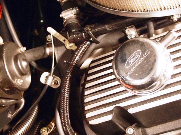 Martyn Harvey U0026 39 S 1974 5 Mgb Gt With Ford 302cid V8