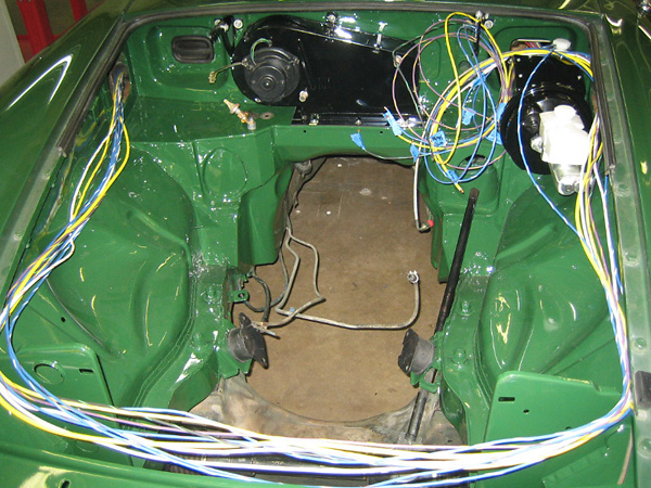 Mgb Engine Wiring - Catalogue of Schemas on