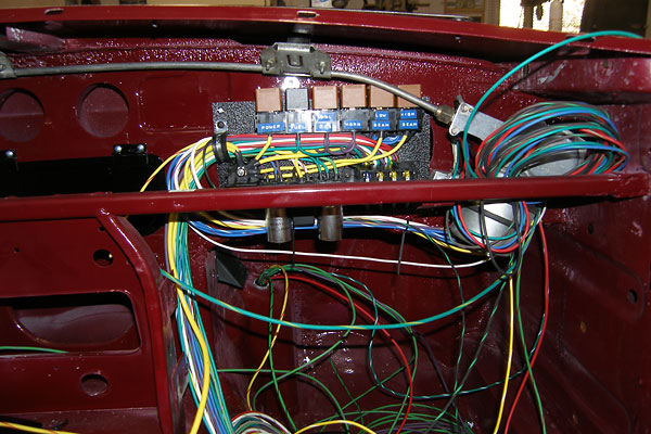 Mikealexander Mg Mgb S on Mgb Fuse Box Wiring
