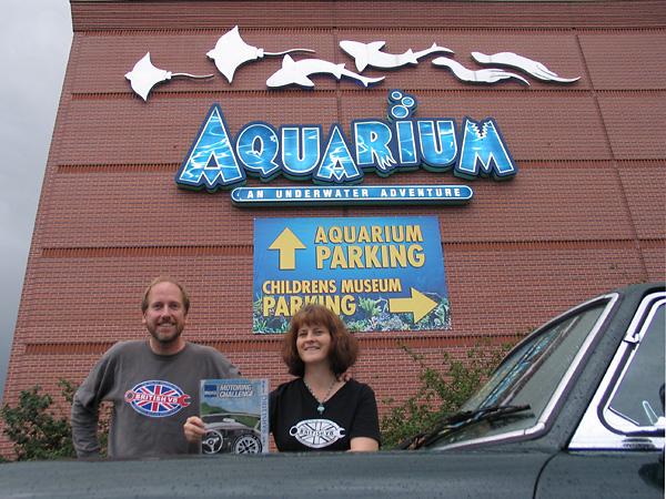Aquarium june 18 2014 for Moss motors used cars airport