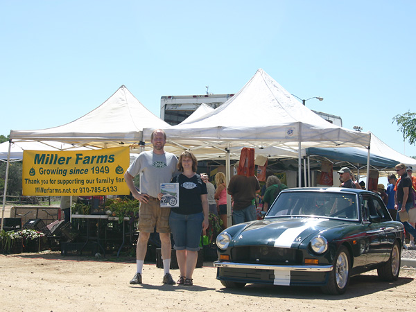 Farmers market for Moss motors used cars airport