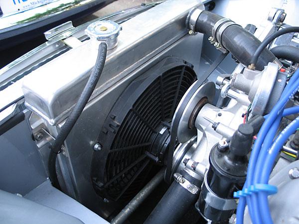 Paul Schils U0026 39  1971 Mgb With Ford 302 V8 Engine