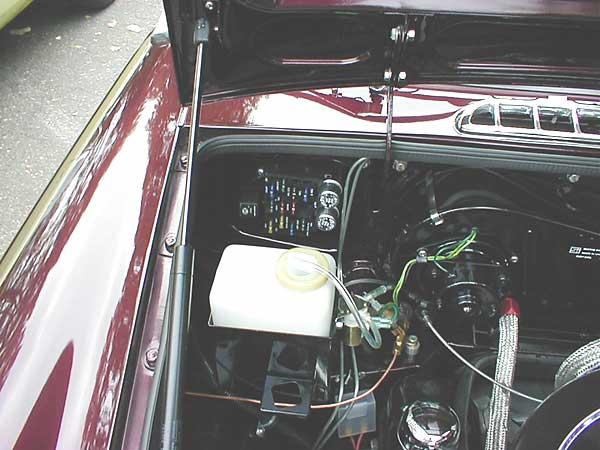 stan s 1980 mgb with buick v8