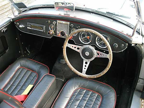 Steve Bowen S 1959 Mga With Mazda Miata Twin Cam Engine