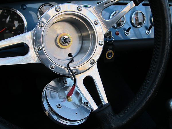 Bill Ashby's 1967 Sunbeam Alpine with Nissan CA18DET Engine