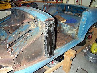 Sprite rust repair