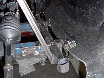 radiator mounting