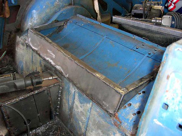 custom cargo compartment