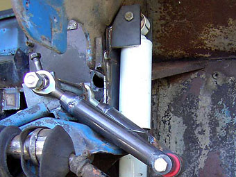 telescoping shock absorber