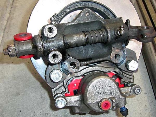 big brake kit for Sprite