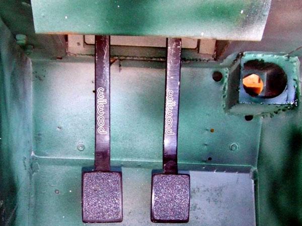 Wilwood pedals