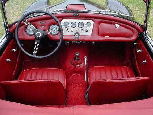 1962 Daimler Sp250 Roadster With Ford 289 V8 Engine