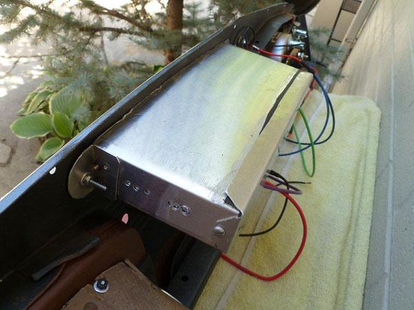 ididit wiring harness 2004 pontiac sunfire stereo wiring harness resto mod mike fuchs 1953 sunbeam talbot alpine with
