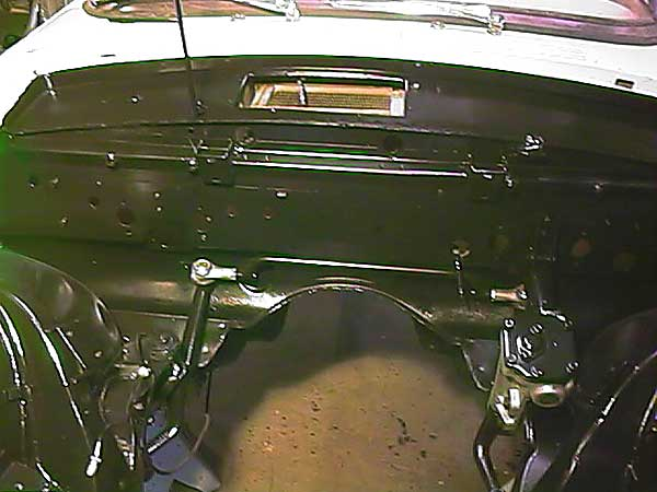 Rob Wiseman S 1961 Sunbeam Alpine Series I Ford 2 8l