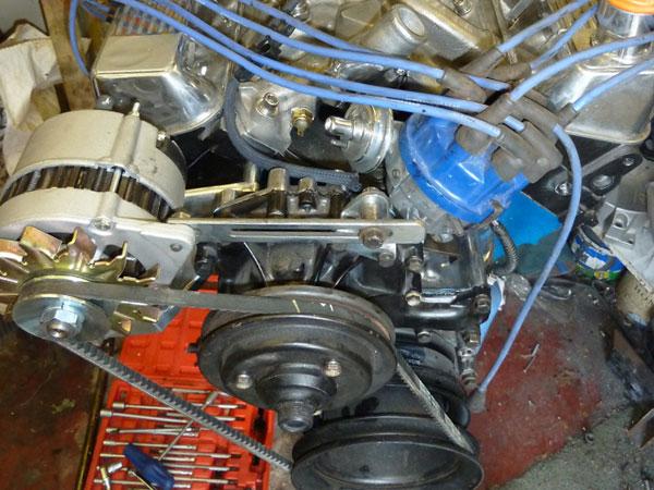 Stephen Bridgland S 1963 Morris Minor Rover V8 Conversion