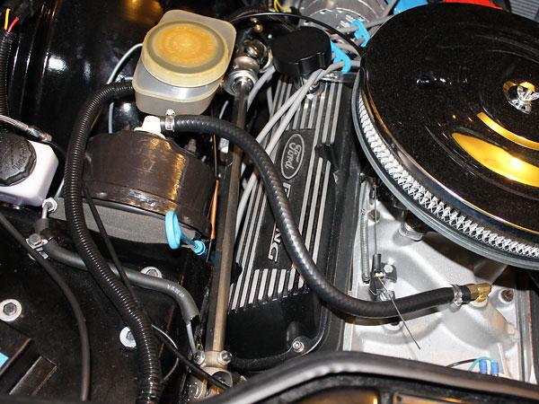 Derek Costello S 1974 Triumph Tr 6 With Ford 302cid V8 Engine